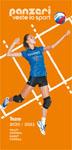 Volleyball, Handball, Basketball, Fußball